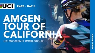 2017 UCI Women's WorldTour – Amgen Tour of California (USA) – Highlights stage 2