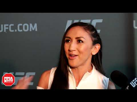 Esparza Admits It Was Unprofessional To Confront Calvillo At Afterparty l UFC 219
