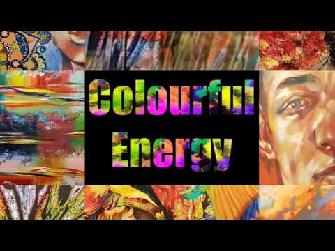 Art Exhibition Colourful Energy at Artusiasm Gallery