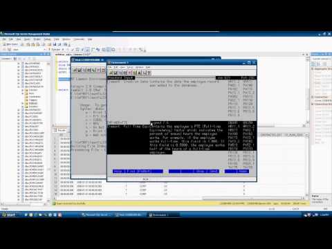 Become a Lawson SQL genius in 50 minutes