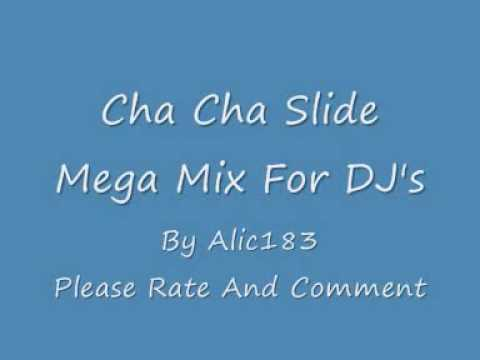 The Cha Cha Slide Funny Remix For DJ's