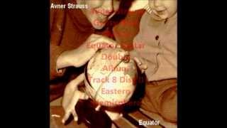 Gypsy Bear Dance Avner  Strauss Guitar Equator Album  Disc II Track 8 אבנר שטראוס