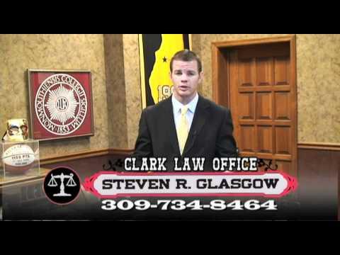 Steve Glasgow - Clark Law Office - Haters