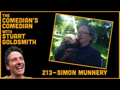 The Comedian's Comedian - 213 - Simon Munnery