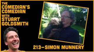 The Comedian's Comedian - 213 - Simon Munnery