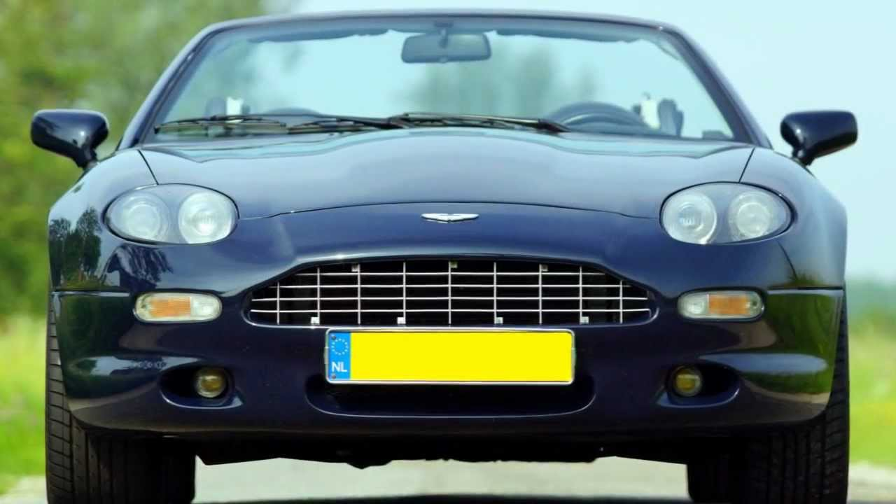1997 aston martin db7 volante for sale, a vendre, verkauf, te koop