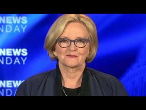 Sen. Claire McCaskill on new controversy facing Clinton