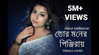Tor moner pinjiray | Sneha Karmakar | Female sad version | SM studio.mp3