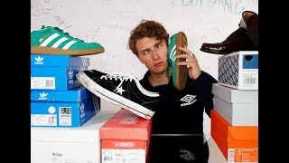 20 YEAR OLD'S CRAZY £420 SNEAKER COLLECTION!!! (IT'S SHIT)