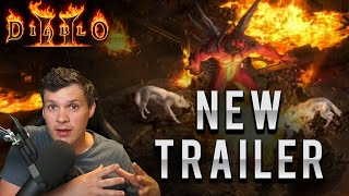 Dissecting the Diablo 2 Resurrected Street Date Trailer - New cinematics and they listened to us!!!!