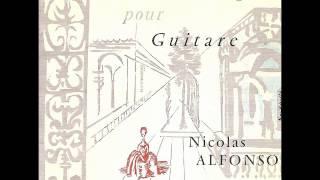 Nicolas Alfonso - Chanson du Feu Follet - de Falla