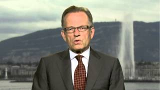 Michael Møller, UNOG Director-General: