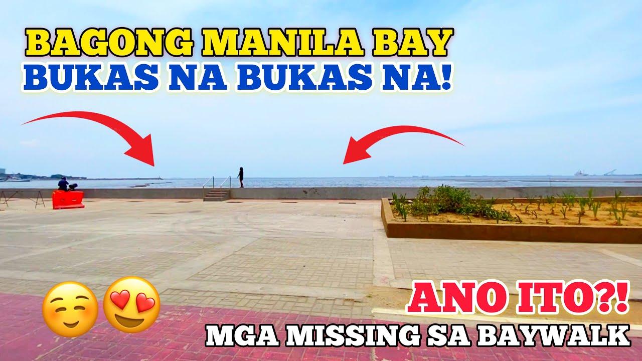 Download MANILA BAY BUKAS NA BUKAS NA! GANDANG HINDI MO AAKALAIN!