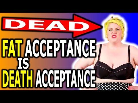 Fat Acceptance is Death Acceptance