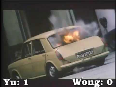 The Killer Has No Return (1996) Wong Hei & Yu Rongguang killcount