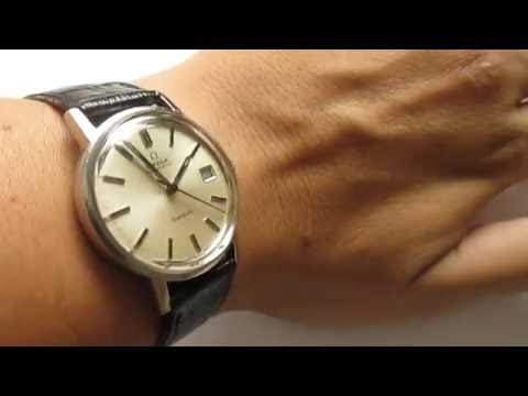Omega Geneve Automatic 1012 : Vintage Bargains : The Best Dress Watch under $ 500 ?