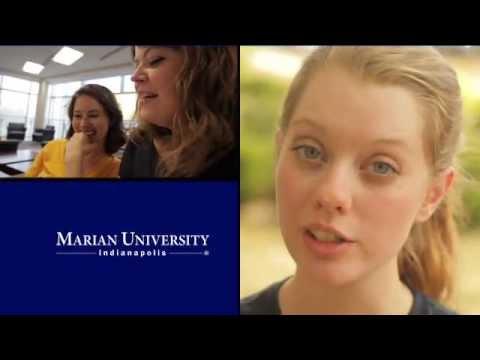 Visit Marian University!