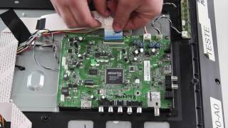Vizio E320-A0 Complete TV Repair Kit - How to Replace all Boards for TV Repair
