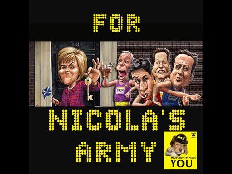 Nicola's Army The Key -The Secret ~ music by UCC (with lyrics)