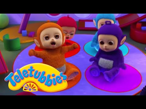 Teletubbies Nederlands | Paars | kinder programmas | tekenfilms | animatie | 1539