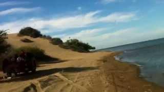 De Bella Vista hasta llegar al Medano Blanco Angostura Sinaloa, saludos hasta Orange Martha Urias