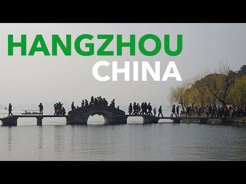 What food are Chinese people OBSESSED with? Discovering HANGZHOU, China