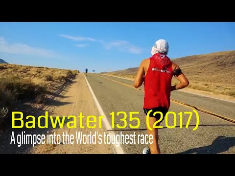 A Glimpse into Badwater 135 (2017)