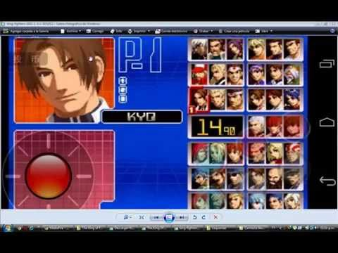 the king of fighters apk 2002