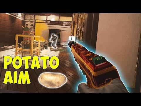 Worst Potato Aim EVER - Rainbow Six Siege