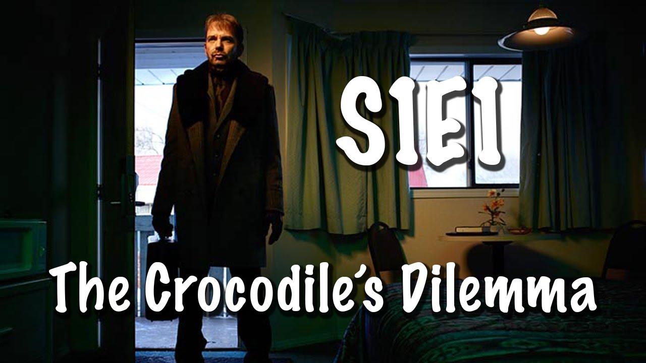 The Crocodile Dilemma/Paradox - YouTube