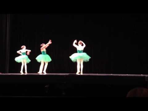 Skylar's Ballet Performance