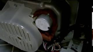 whirlpool cabrio washing machine fix shifter actuator replacement