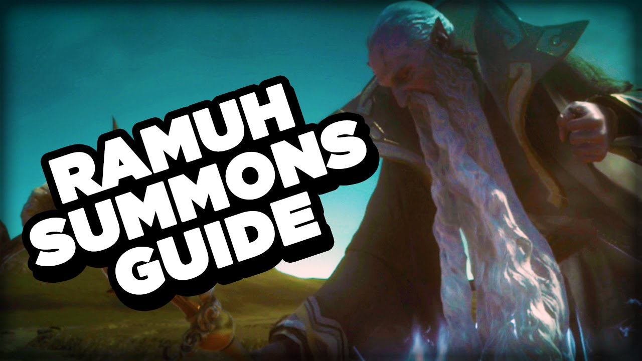 How To Summon Ramuh Final Fantasy XV Episode Duscae