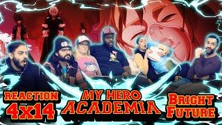 My Hero Academia - 4x14 Bright Future - Group Reaction