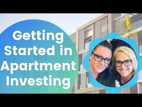 Getting Started in Apartment Investing