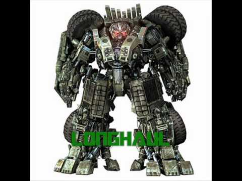 Transformers names - YouTube