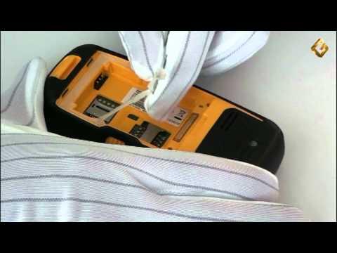 Sonim XP1300 Core - как разобрать телефон и из чего он состоит