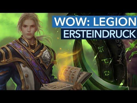 World of Warcraft: Legion - Ersteindruck zum neuen Addon