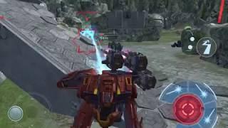 War Robots Test Server 4.2: BULGASARI-SHOCKTRAIN Gameplay