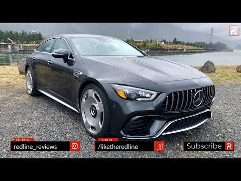 Is the 2019 Mercedes-AMG GT63 S Truly a 4-Door AMG GT Sports Car?
