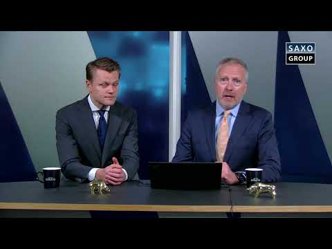 Dollar powers into the high ground - SaxoStrats Global Morning Call 22 May