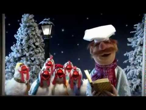 The Muppet Christmas Carol: 20th Anniversary Blu-ray - bonus feature preview