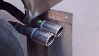 Насадки на глушитель Ulter. Chevrolet Van 6.2 Diesel exhaust sound(, 2014-07-12T13:46:10.000Z)