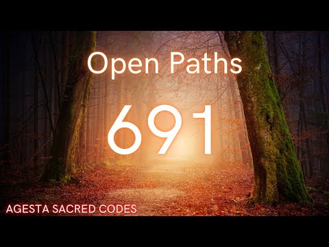 Sacred Codes by Agesta - Open Paths 691