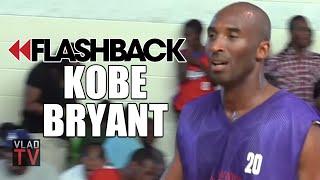 Kobe Bryant Lists His All-Time Greatest Players: Wilt Chamberlain, Himself, Michael Jordan (RIP)