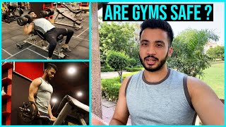 Precautions to take in Gyms | Immunity Inside & Outside Gym |