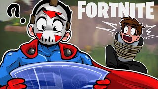 DON'T Be a HERO Delirious in Fortnite: Battle Royale (Fortnite Funny Moments)