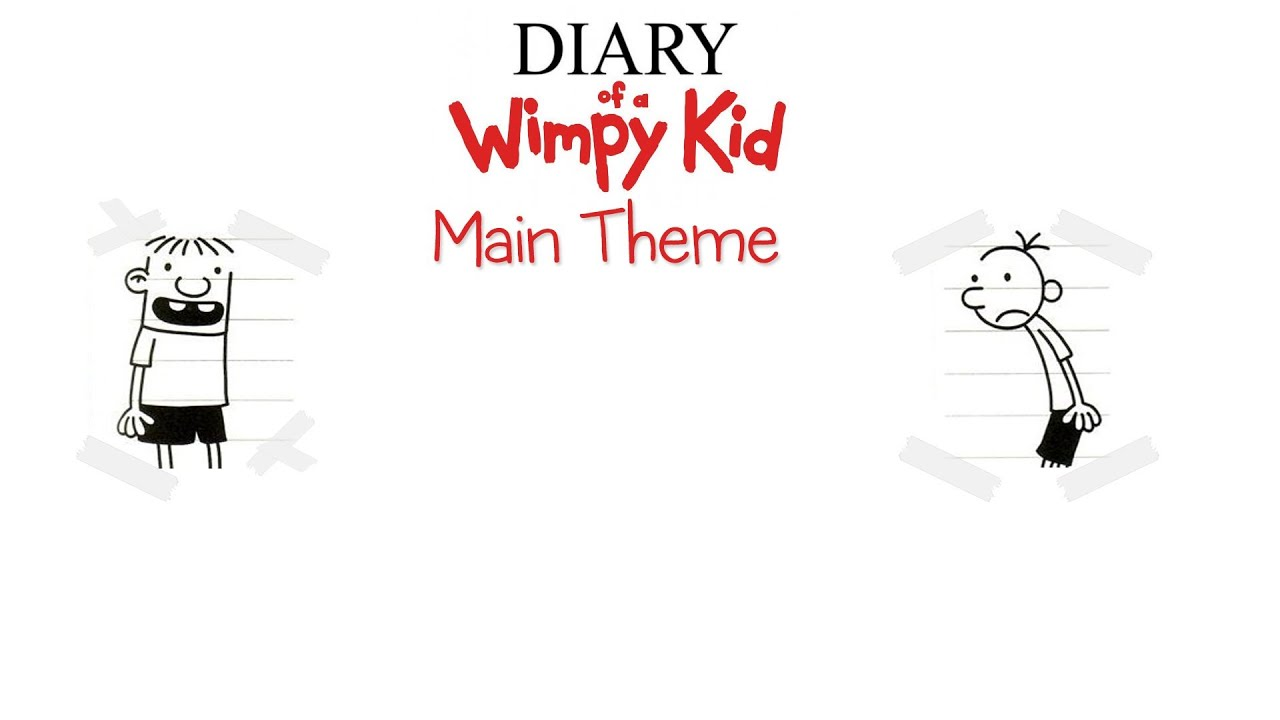 What Is The Theme In Diary Of A Wimpy Kid
