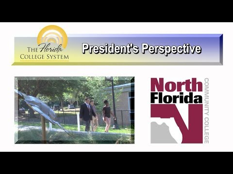 A President's Perspective: President John Grosskopf, North Florida Community College