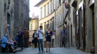 TOSCANA -  CORTONA  suggestivo borgo medievale - Full HD